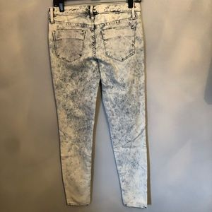 Mossimo Supply Co. Jeans - Mossimo Denim Legging Jeans Acid Wash